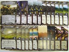 Lord of the Rings LCG  - 1x Encounter Set  #022-032 - Sarumans Verrat