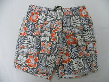 """Quiksilver Waterman Collection Crescent Head 18"""" Volley Boardshorts Sz Large"""