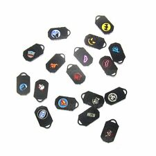 4PCS 13MM Logo for wireless car door projection welcome projector shadow light