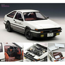 AUTOart 1/18 TOYOTA SPINTER TRUENO AE86 NEW ANIMATION FILM INITIAL D #78798