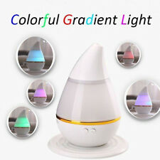 7 Color LED USB Essential Oil Ultrasonic Air Humidifier Aroma Therapy Diffuser R