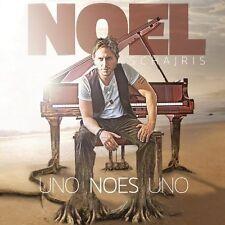 Noel Schajris - Uno No Es Uno (NEW CD 2009)