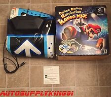 DANCE DANCE REVOLUTION: MARIO MIX Bundle Nintendo GameCube *Box And Pad Only*