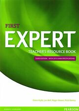FIRST EXPERT FCE Teacher's Resource Book THIRD ED w 2015 Exam Specifications NEW