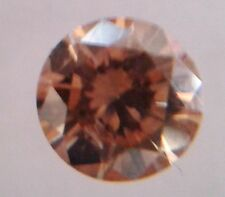 DIAMANT Certifié IGI - Brillant - SI2 - 0,25 Carats FANCY DEEP BROWN