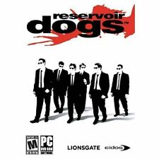 Reservoir Dogs PC New Sealed in Box
