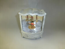 EXC VINTAGE CODY ( PRE REUGE ) DANCING BALLERINA MUSIC BOX  AUTOMATON =SEE VIDEO