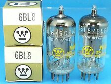 AMPEREX WESTINGHOUSE 6BL8 ECF80 NOS NIB VACUUM TUBE FRANCE BEST OF THE BEST W05