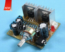 Dual Channel TDA2030A Power Amplifier DIY Kit for Arduino t