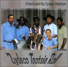 Zydeco Warriors: Zydeco Tootsie Roll  Audio Cassette