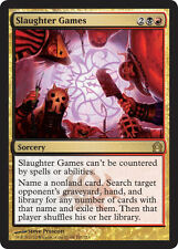 Slaughter Games MTG Return to Ravnica NM RARE NEAR MINT !
