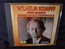 Robert Schumann – Fantasie C-Dur Op.17 / Kreisleriana Op.16  -Wilhelm Kempff