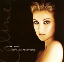 CELINE DION - Let's Talk About Love / Includes My Heart Will Go On from Titanic