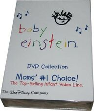 BABY EINSTEIN 26 DISC DVD SET COLLECTION,  FREE SHIPPING - BRAND NEW