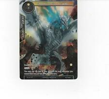 FORCE OF WILL GWIBER, THE WHITE DRAGON RL1611-2 NEW FULL ART PROMO FREE SHIP