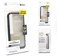 Genuine OTTERBOX SYMMETRY para SAMSUNG GALAXY S7 SHOCKPROOF Funda-Negro