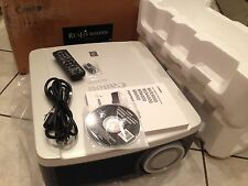 CANON Realis WUX4000 FULL HD 1080P PROJECTOR 4000 LUMENS, WUXGA, USED ONE TIME!