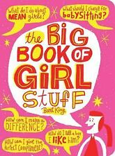 The Big Book of Girl Stuff by Bart King (2014, Paperback)