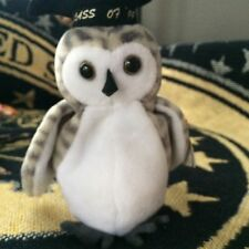 """TY WISER THE OWL """"CLASS OF 1999"""" BEANIE BABY MINT CONDITION"""