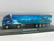 Herpa volvo remolcarse Iceland-Truck/x1982