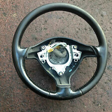 VOLKSWAGEN GOLF MK IV GENUINE LEATHER STEERING WHEEL 1J0479091AE #1
