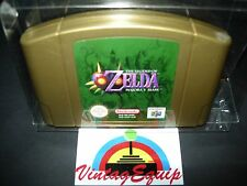THE LEGEND OF ZELDA MAJORAS MASK NINTENDO 64 N64 PAL GAME JUST CART NUS-NZSP-EUR