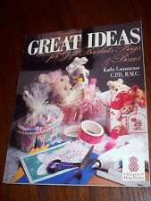GREAT IDEAS FOR GIFT BASKETS BOWS