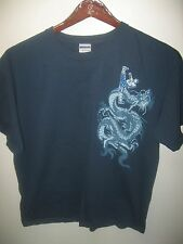 Yahoo Developer Network Applications Kung Fu Dragon Computer Gamer T Shirt Large