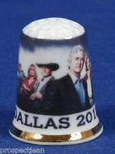 Dallas 2012 China Thimble B/97