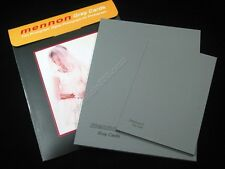 "Mennon 18% Gray card set 10x8"" 8x6"" 2 pcs for White balance exposure"