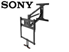 "Above Fireplace Pull Down Full Motion Sony TV Wall Mount 43"" 50"" 52"" 55"" 60"" 70"""