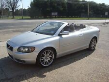 2007 Volvo C70 T5 Convertible Clear Title Runs Great!