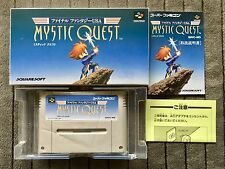Mystic Quest - Final Fantasy USA - JAP - SFC - Super Famicom - Nintendo