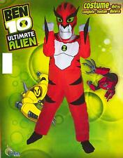 COSTUME, SUIT OF CARNIVAL, BEN 10, TIGER, ULTIMATE ALIEN (3/5 YEARS) SIZE 1