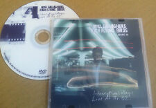 OASIS Noel Gallagher HIGH FLYING BIRDS Tst PROMO VIDEO DVD w/ LIVE & ACOUSTIC