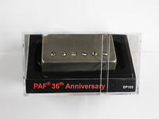 DiMarzio REGULAR SPACED 36th Anniversary PAF Neck W/Aged Nickel Cover DP 103