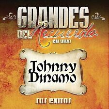 Dinamo, Johnny Grandes Del Recuerdo En Vivo CD ***NEW***