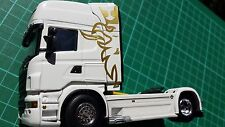 TAMIYA 1/14  Griffin SCANIA ACTROS VOLVO MAN Kit stickers pair #09 Truck