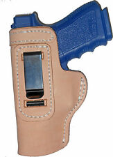 Taurus PT111 Millenium Leather Gun Holster LT RH OWB Natural