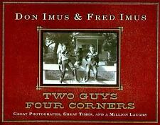 Don Imus - Two Guys Four Corners (1997) - Used - Trade Cloth (Hardcover)