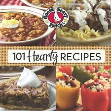 101 Cookbook Collection: 101 Hearty Homemade Recipes Cookbook by Gooseberry Pat…