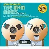 JOHN MORALES  - M&M Mixes, Vol. 3  New and factory sealed 3CD