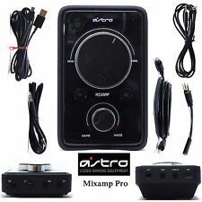 NEW Astro A40 Gaming MixAmp Pro With All Cables for Ps3 Ps4 Xbox Window and Mac