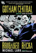 GOTHAM CENTRAL VOL 2 JOKERS AND MADMEN TPB BRUBAKER