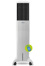 Symphony Diet 50i   50-Litre Air Cooler with Remote (White) (SMP2)