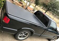 1994-04 Chevy S10/GMC Sonoma 6' Short Bed Hatch Style Tonneau by Craftec Covers