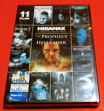 The Prophecy & Hellraiser: Miramax Complete Collection (DVD 2012,  4-Disc) NEW!