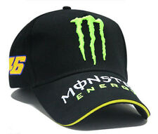 MOTO.GP ghost claw embroidery 46 green claw cap motorcycle racing team hat