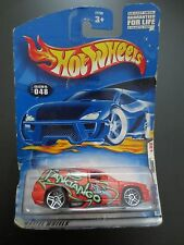 HOT WHEELS 2001 FIRST EDITIONS #36/36 FANDANGO #048 NEW IN PACKAGE 1:64 DIE CAST