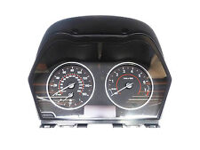 BMW 1 SERIES F20 118i Instrument cluster MPH SPEEDOMETER CLOCKS 62109350122